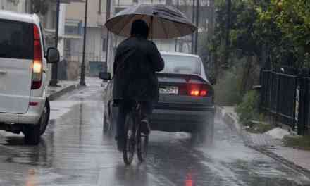Έκτακτο δελτίο καιρού: Έρχονται καταιγίδες, χαλάζι, αλλά και αφρικανική σκόνη (Video)