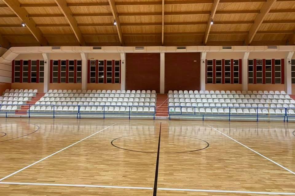 Έτοιμο το κλειστό γυμναστήριο στο Γυμνάσιο – Λύκειο Παπάγου