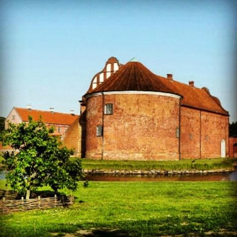 The Swedish fort