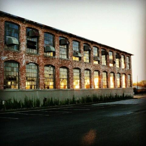 McKinney cotton mill