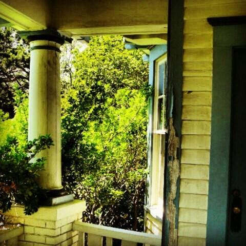 My McKinney porch