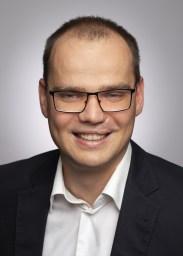 Passfoto von Andreas Binder