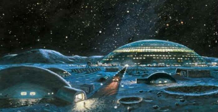 Το χωριό που θα φτιάξει στη Σελήνη παρουσίασε η ESA Το σεληνιακό χωριό θα είναι έτοιμο να κατοικηθεί μέχρι το 2030.. [Βίντεο]