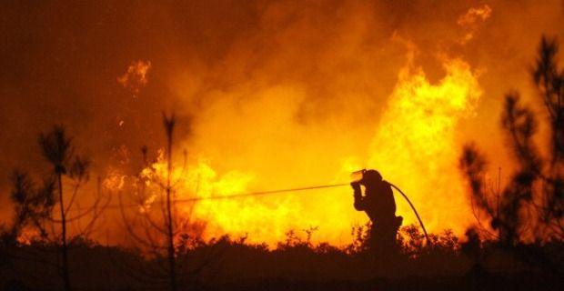 Galiza culpa Portugal por incendios en España