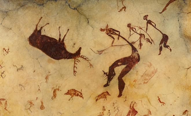 Arte rupestre: o rastro humano a través de imaxes