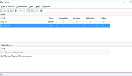 How to Protect confidential files, folders with password and hide them  1