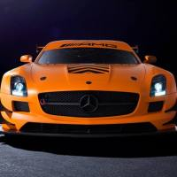 nice colore orange on this AMG rocket