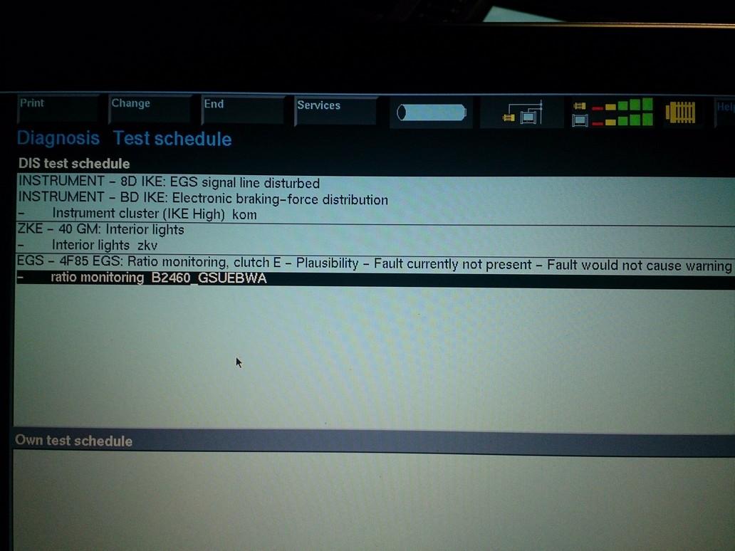 Bmw Transmission Fault Codes