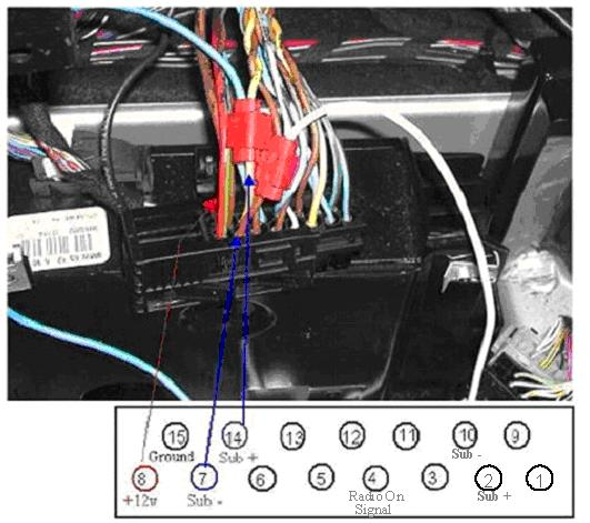 bmw x5 amplifier wiring  wiring diagram operation bear