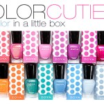 Zoya Color Cuties – Spring Minis – 12 for $36