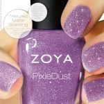 Zoya PixieDust Nail Polish: Summer Edition