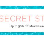 Julep: July Secret Store (For Julep Mavens)