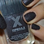 Sephora Formula X – Black Hole Swatch & Review