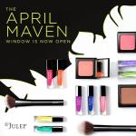Julep Maven April 2014 Monthly Boxes