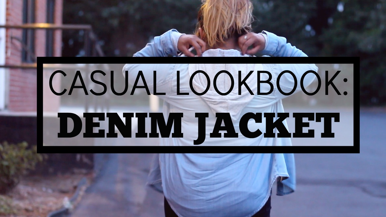 plus size casual denim lookbook