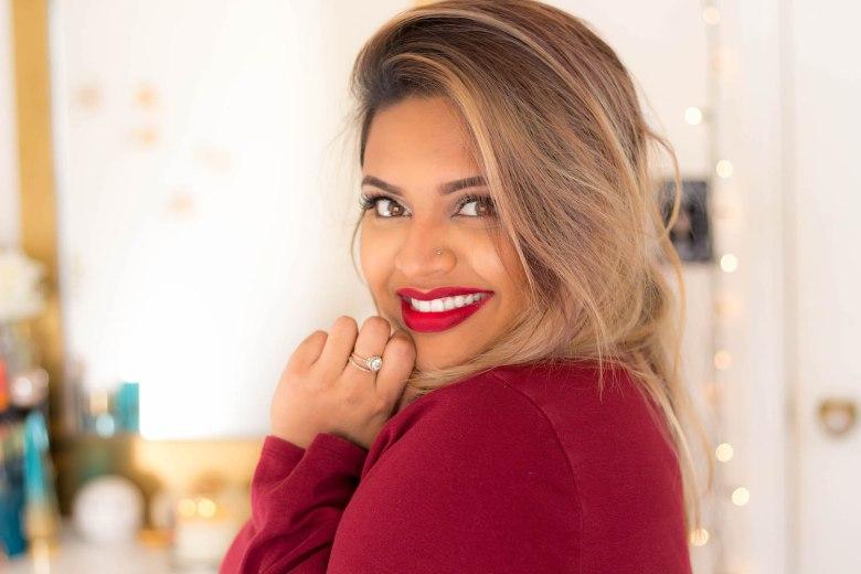 Best Drugstore Red Lipstick For Brown Skin Tones