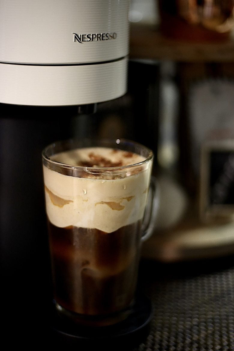 Fall Pumpkin Spice Latte Recipe Nespresso Vertuo Next Coffee and Espresso Machine