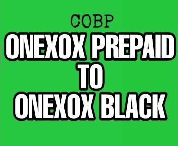 Upgrade Prepaid XOX