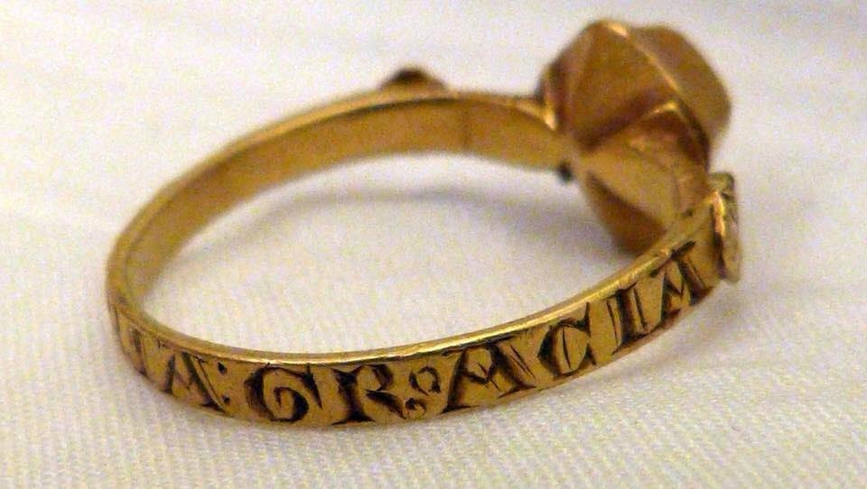 Medieval Gold Ring 3