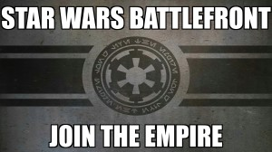 Star Wars Battlefront Empire