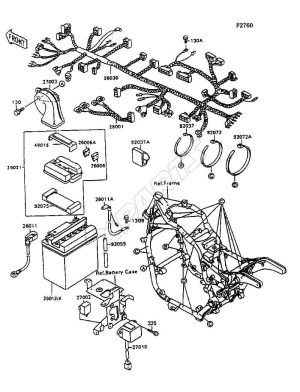 1997 Kawasaki Vulcan 1500 Wiring Diagram | Wiring Library