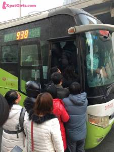 """""""In 2011, Beijing had more than 28,343 buses carrying over 13.39 million person/trips a day"""""""