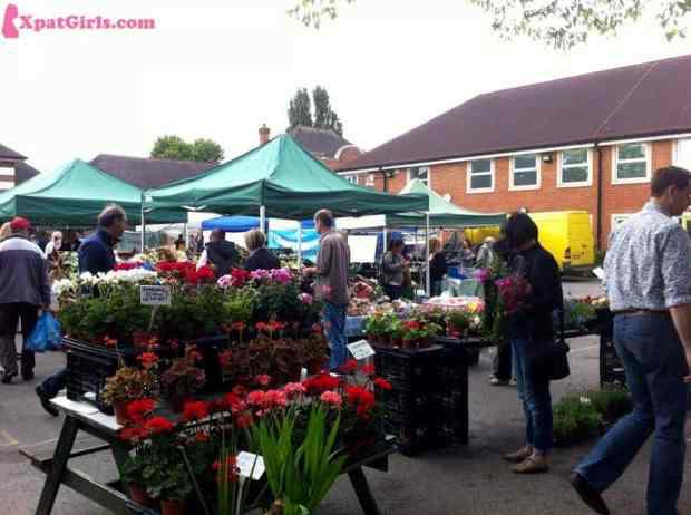 Wimbledon Farmers' Market