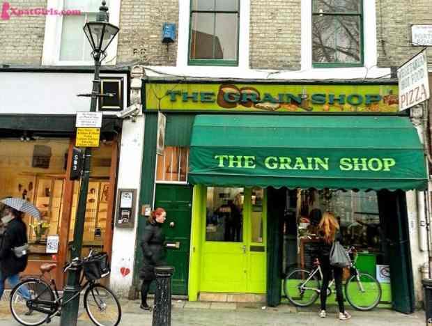 Shop in Portobello Road