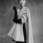 Irving Penn, Balenciaga 1950, Lisa Fonsssagrives