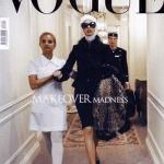 "Steven Meisel, Italian Vogue, July 2005, ""Makeover Madness"""