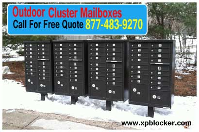 Outdoor Mailboxes For Apartments ~ Nice Apartement