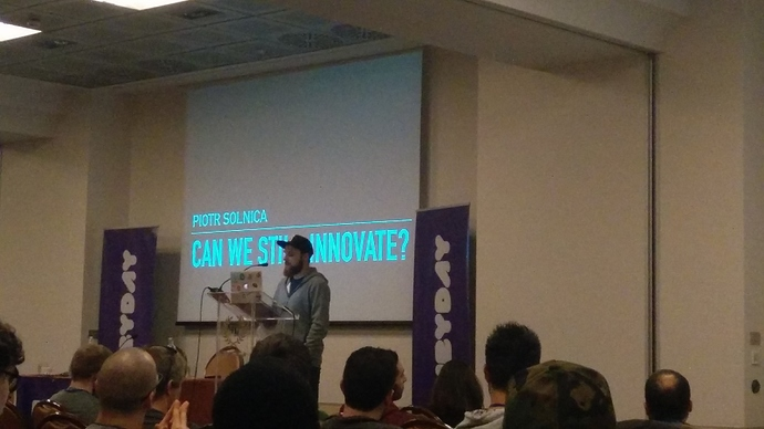 Can we still innovate? - Piotr Solnica - Ruby Day 2016