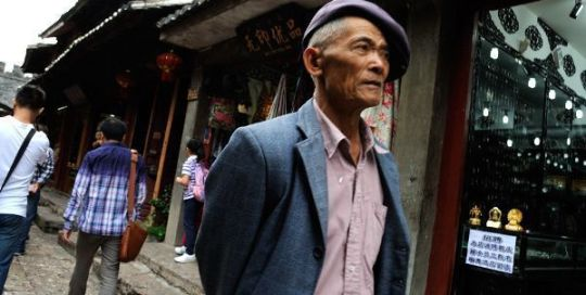 a man from Dali