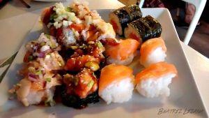 sushi variado