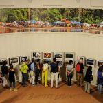Fotografía del festival de fotoperiodismo Visa pour l'Image, en [...] </p data-recalc-dims=