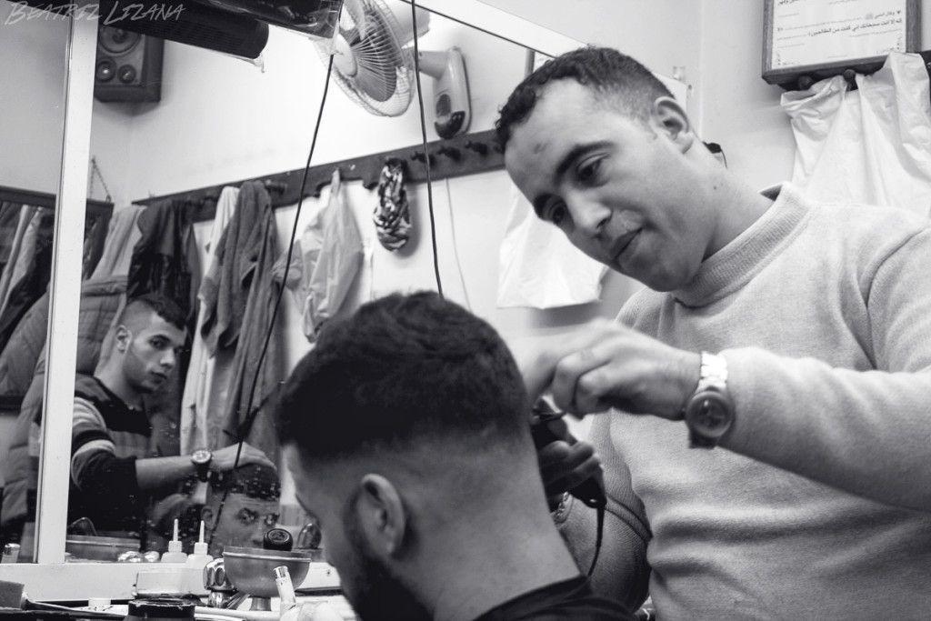 Ashraf, el peluquero de Chefchaouen