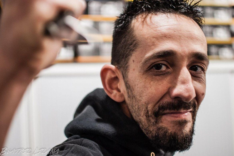 Alberto Puche, instructor de Krav Maga