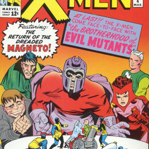 Quicksilver is more of a bored mutant, but Magneto got to name the club.