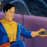 This is Morph as he appears in the 90s X-Men cartoon. Don't get too attached.