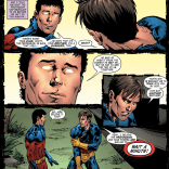 When the X-Men are all captured on Krakoa (the Island That Walks Like a Man!), X convinces Moira's kids to go rescue them. Immediately before they leave, he tells Gabriel that Scott and Alex are his brothers. The new kids rescue Scott, and Gabriel tells him that they're brothers. Scott's super beat up and his powers are broken, so the new kids leave him and go to rescue the rest of the captive X-Men—but instead, they all get killed.