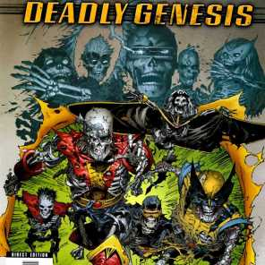 But in 2005, X-Men: Deadly Genesis came around. Deadly Genesis was a straight-up retcon of 1975's Giant-Size X-Men #1. It also—finally—resolved the question of the third Summers brother.