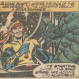 Corsair's first appearance in X-Men #104
