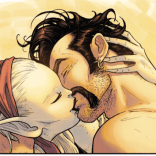 Hepzibah and Corsair are one of the great unsung romances of the Marvel universe. (Cyclops #1)