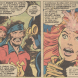 Make good choices, Jean. (X-Men #107)