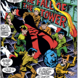 And then, Leprechauns. (X-Men #103)