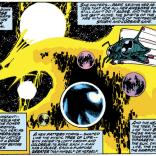More majestic Phoenix action. (X-Men #108)