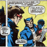 Remember when we didn't know everything about Wolverine? (X-Men #118)