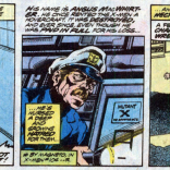 Angus McWhirter has REALLY STRONG FEELINGS about hovercraft. (X-Men #119)