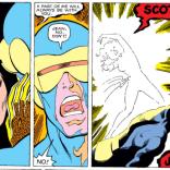 The (definitely absolutely 100% permanent) death of Phoenix. (X-Men #137)