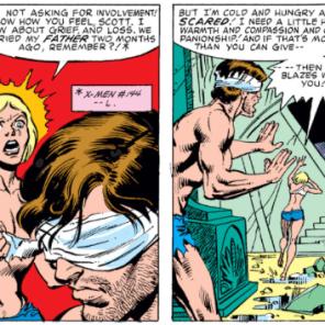 Lee Forrester: The Best Ever. (X-Men #148)